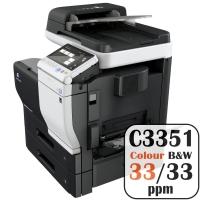 Free Konica Minolta Bizhub Price Offers C3351 33 ppm
