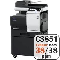 Free Konica Minolta Bizhub Price Offers C3851 38 ppm