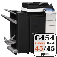 Free Konica Minolta Bizhub Price Offers C454 45 ppm