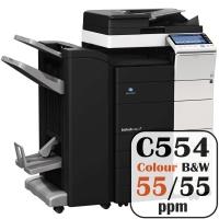 Free Konica Minolta Bizhub Price Offers C554 55 ppm