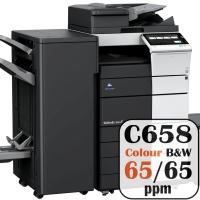 Free Konica Minolta Bizhub Price Offers C658 65 ppm
