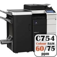 Free Konica Minolta Bizhub Price Offers C754 75 ppm