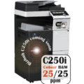 Konica Minolta Bizhub C250i Price Offers Front