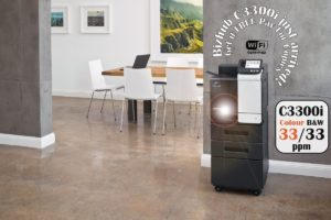 Konica Minolta Bizhub C3300i Price Offers Office 365 Presentation