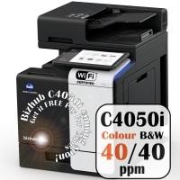 Konica Minolta Bizhub C4050i Price Offers Frontpage