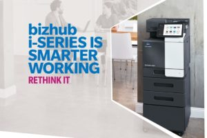 Konica Minolta Bizhub C4050i i-Series Price Offers Smarter Working