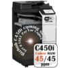 Konica Minolta Bizhub C450i DF-632 PC-216 JS-506 Price Offers