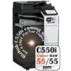 Konica Minolta Bizhub C550i DF-632 PC-216 JS-506 Price Offers