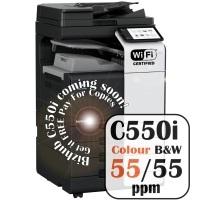 Konica Minolta Bizhub C550i DF-632 PC-216 JS-506 Price Offers Frontpage