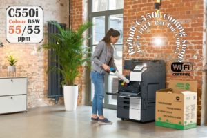 Konica Minolta Bizhub C550i Office 365 Toner Replacement Price Offers